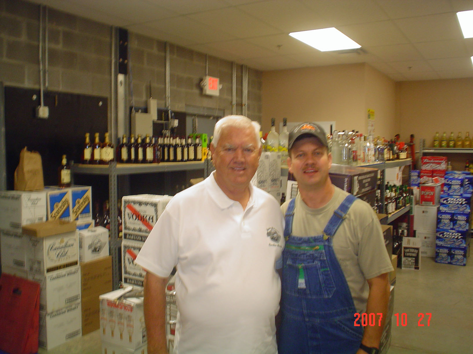 Tim & Junior Johnson