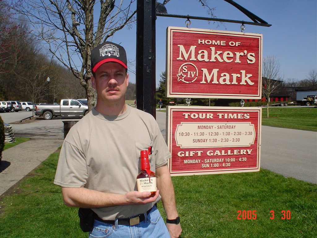 Tim - Maker's Mark Distillery